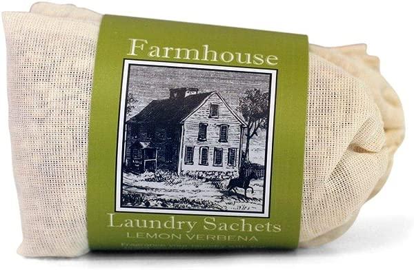 Farmhouse Laundry Sachets Verbena