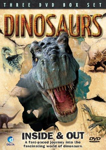 Dinosaurs Inside & Out [DVD] [Edizione: Regno Unito]
