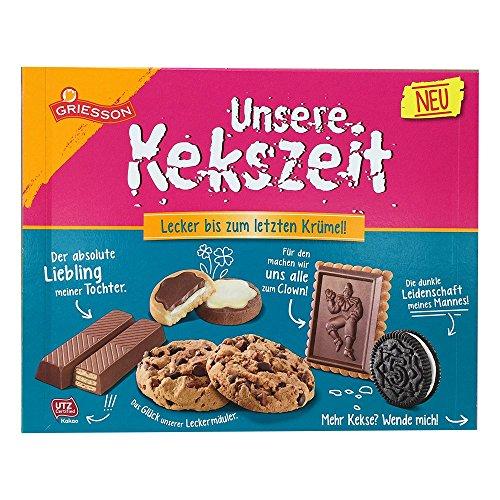 Griesson Unsere Kekszeit ( 0.415 kg)