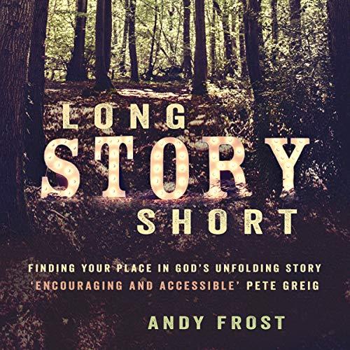 Long Story Short audiobook cover art