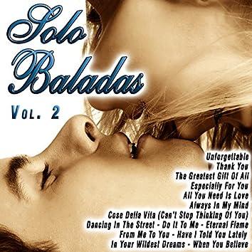 Solo Baladas Vol.2