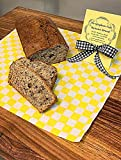 Delicious Gourmet Homemade Bread Highest Quality Ingredients. We use real bananas Freshly made for each order Makes a great gift for any occasion - We have gift wrap options Great for breakfast, brunch or snacks