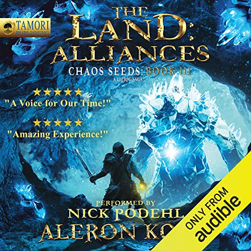 The Land: Alliances: A LitRPG Saga Titelbild