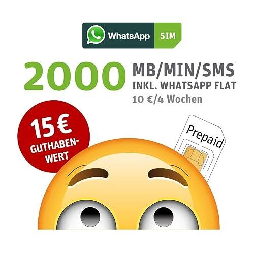 Whatsapp Ohne Vertrag