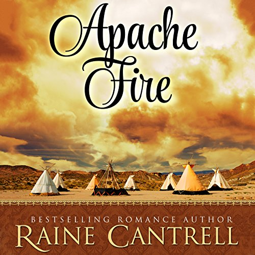 Apache Fire audiobook cover art