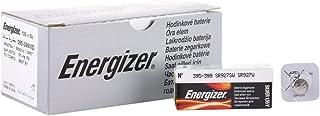 Energizer 395 SR927SW 399 SR927W Lot de 2 Pile à oxyde d'argent pour montre