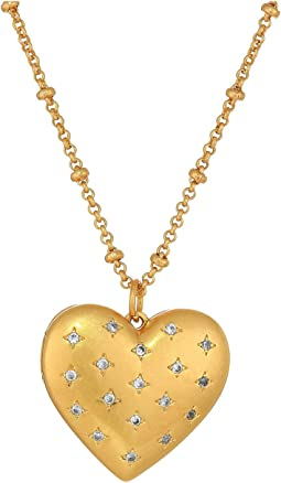 My Precious Heart Locket Necklace
