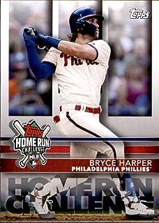 2020 Topps Home Run Challenge Promo #HRC-1 Bryce Harper Philadelphia Phillies Baseball Card