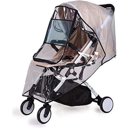 Raincover Features Quick-Access Zipper Door and Side Ventilation Universal Car Seat Rain and Weather Shield Baby /& Beyonds Car Seat Rain Cover
