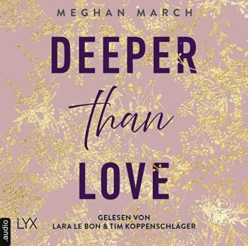 Deeper than Love (German edition) cover art