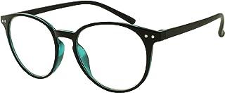 Original Classic Round Vintage Prescription Magnification Reader Eye Glasses Rx Power Strength +150 +175 +200 +2.25 +250 +300