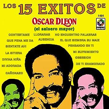 Los 15 Éxitos De Oscar D'León (El Salsero Mayor)