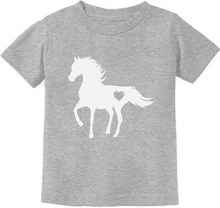 Gift for Horse Lover Love Horses Toddler Kids T-Shirt