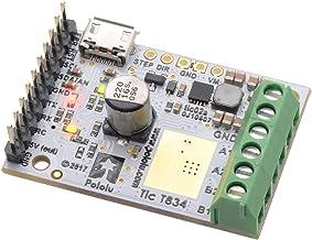 Pololu Tic T834 USB Multi-Interface Stepper Motor Controller (Connecto (Item 3132)