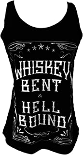 TRAILS Whiskey Bent and Hell Bound Tank Top