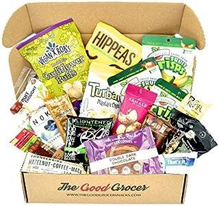 Healthy VEGAN Snacks Care Package Plant Based Non GMO Vegan Jerky
