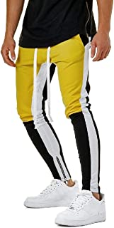 RkBaoye Mens Drawstring Harem Fine Cotton Trousers Sport Training Pants