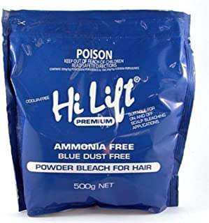 Hi Lift Bleach-blue, Premium, 500g, Non Ammonia