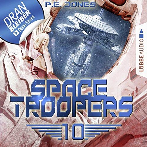 Ein riskanter Plan (Space Troopers 10) audiobook cover art