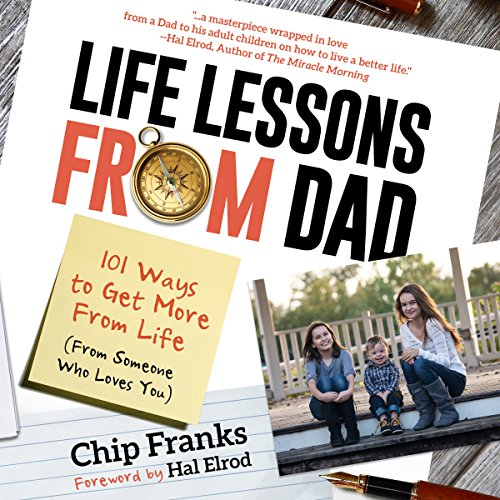 Life Lessons from Dad audiobook cover art