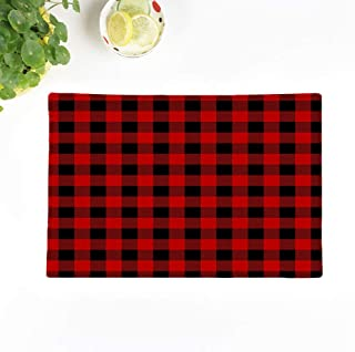 Best tartan plaid placemats Reviews