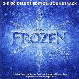 Frozen 2 Disc Deluxe Edition Soundtrack by Demi Lovato
