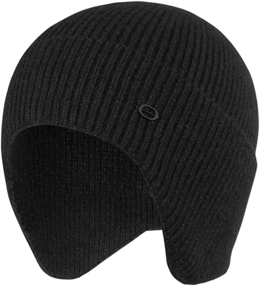 JaneyRubbins Winter Beanie Hat with Ear Skull Cheap sale Knit Cap fo 2021new shipping free Flaps