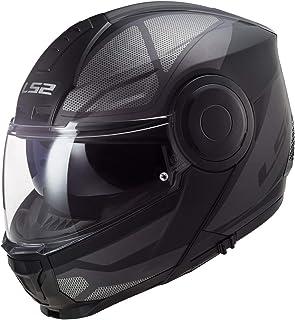 LS2 Helmets Horizon Axis Modular Helmet W/SunShield...