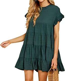 Best smock dress short sleeve Reviews