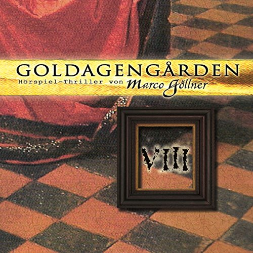 Goldagengarden 8 audiobook cover art