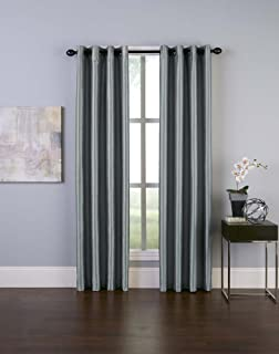 Curtainworks Malta Curtain Panel, 50 by 132
