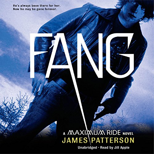 Fang audiobook cover art