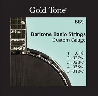 金色 BBS Baritone Banjo 琴弦