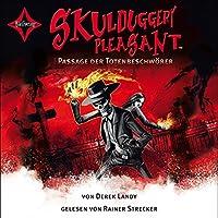 Passage der Totenbeschwörer (Skulduggery Pleasant 6) Hörbuch