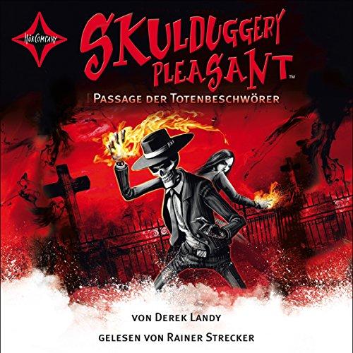 Passage der Totenbeschwörer (Skulduggery Pleasant 6) Titelbild