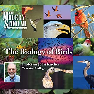 The Modern Scholar: The Biology of Birds cover art