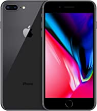 Apple iPhone 8 Plus, 64GB, Space Gray - For AT&T (Renewed)