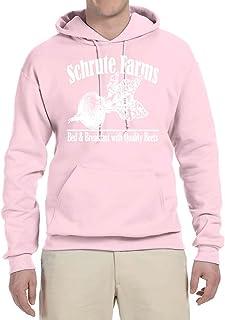4cd257ec3 Wild Bobby Schrute Farms | Mens Pop Culture Hooded Sweatshirt Graphic Hoodie