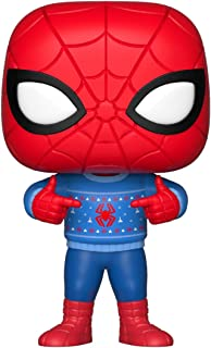 spiderman christmas pop