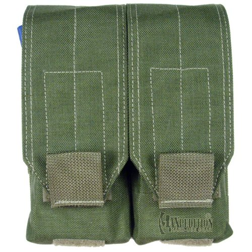 Maxpedition Double Stacked M4/M16 30rnd Poche M4 / M16 OD Vert