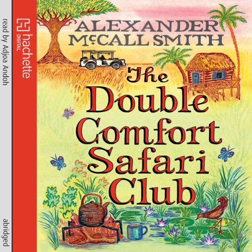 The Double Comfort Safari Club cover art