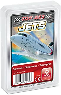 ASS Altenburger 22571281 Top Jets, Juego
