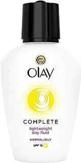 Olay Complete Lightweight 3In1 Moisturiser Day Fluid Spf15 Normal/Oily 200Ml