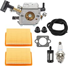 Hayskill BR340 BR420 Carburetor with Repower Kit Air Filter for STIHL BR340 BR340L BR380 BR420 BR420C SR340 SR420 SR320 SR380 SR400 BR320 BR320L BR400 Backpack Blower