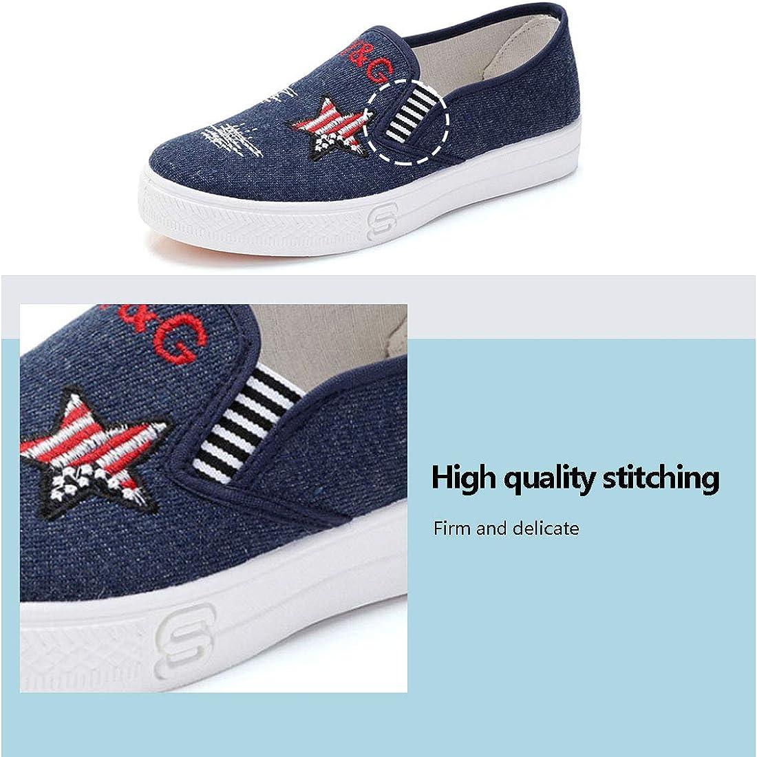 ZOSYNS Zapatos de lona para mujer 40 zapatos para mujer zapatos para el aire libre 35 zapatos con tac/ón alto zapatos para exteriores zapatos de lona