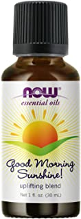 NOW Solutions Good Morning Sunshine Essential Oil Blend, 1-Ounce