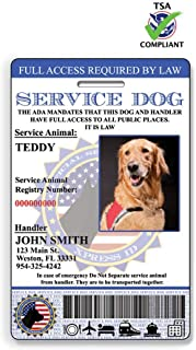 service dog supplies