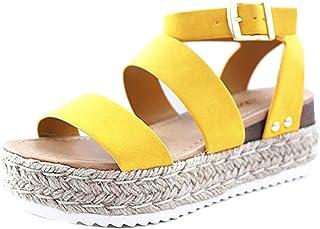 1b5424d51c3 Amazon.ca: Yellow - Loafers & Slip-Ons / Women: Shoes & Handbags