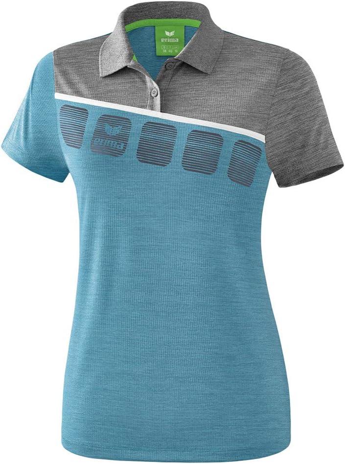 Erima GmbH 1111916 Polo de Tenis Mujer: Amazon.es: Deportes y aire libre