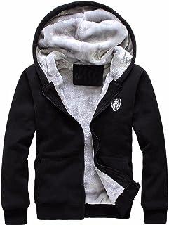 CIELLTE Homme Gilet Capuche Coat Hooded Doudoune Matelassée